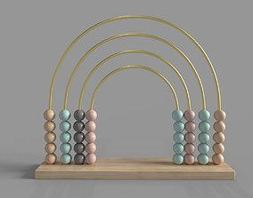 3D Abacus baby