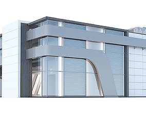 Office Building 3 3D model