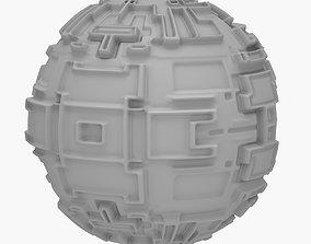 Sphere 02 3D PRINT