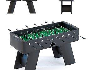 3D model Soccer Table Style