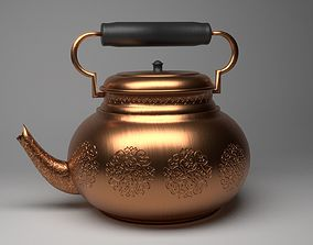 3D model Teapot - Kettle 4K PBR Decorative