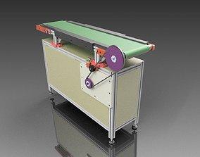 Belt Conveyor 3D
