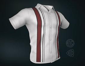 Summer Shirt 4 3D model
