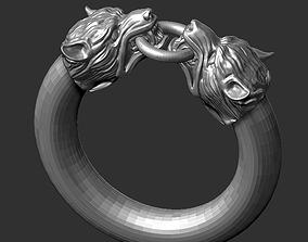 3D print model bracelet pendant