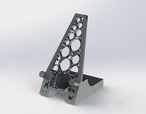 desktop Smartphone stand 3D printable model