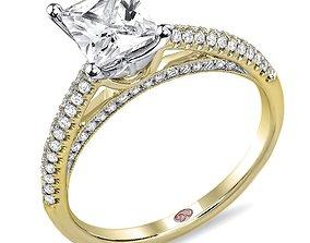 wedding Simple ring 3D printable model