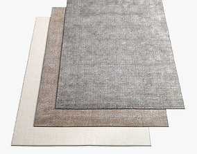 3D Restoration Hardware Rugs 71