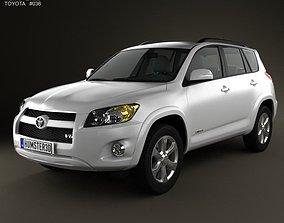 Toyota Rav4 US 2012 3D model