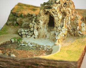 Rock Cave Printeable 3D printable model