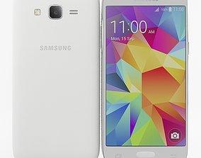 Samsung Galaxy Grand Prime 3D model