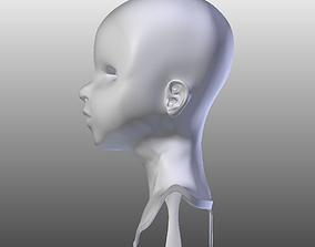 Little Girl v1 3D print model