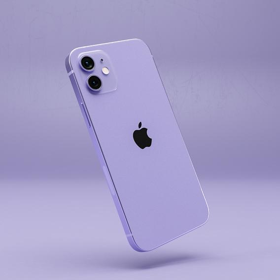 Purple iPhone !!!
