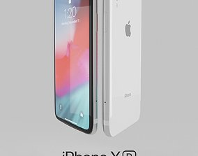 Apple iPhone XR 3D