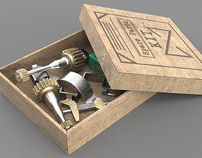 Spare Parts Kit 3D model