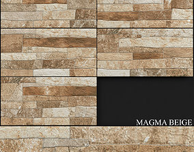 3D Keros Magma Beige