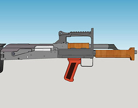 OTS-14 groza conversion 3D model