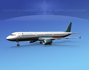 Airbus A321 First Choice 3D