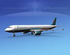 Airbus A321 First Choice 3D