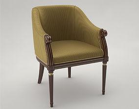 3D Pro - Collinet Armchair Louis XVI 5071