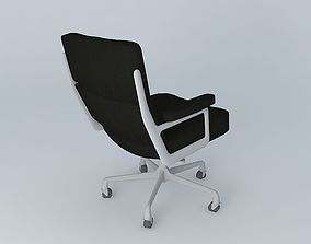 Eames Executive Office Chair 3D