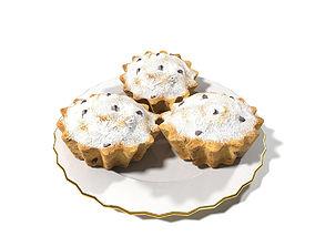 3D model Muffins