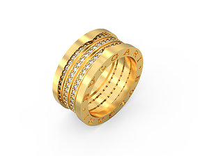 3D print model Ring Zero with Ring Size 16-5mm