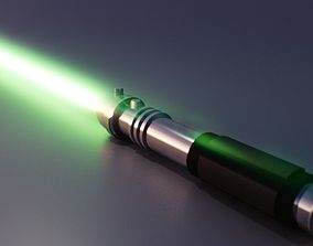 Lightsaber 3D starwars