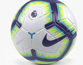3D Nike Merlin Premier League Ball