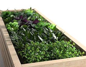 Timber Planter 3D