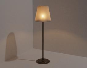Floor Lamp with Procedurals in Blender 3D