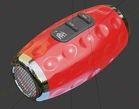 JET Hairdryer 3D