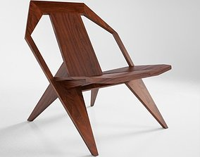 Mattiazzi Medici Chair 3D model