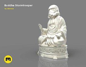 Buddha Stormtrooper 3D printable model