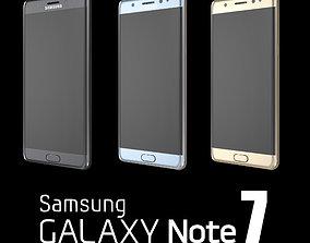 SAMSUNG GALAXY NOTE 7 3D