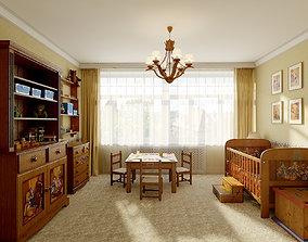 lounge 3D Children room