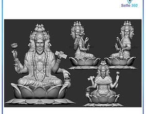 Brahma Idol 3d printable model