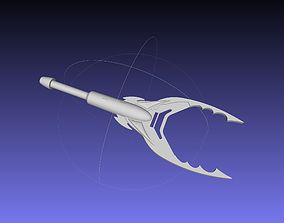 Predator Speartip Speargun Projectile 3D-Printable