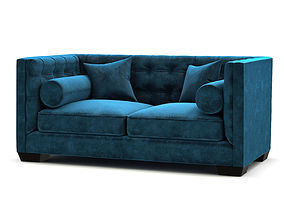 capitons Homeline Benito Sofa 3D