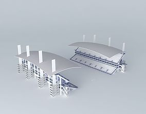 Free Stadium 3D Models | CGTrader
