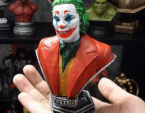 3D print model Joker 2019 Bust