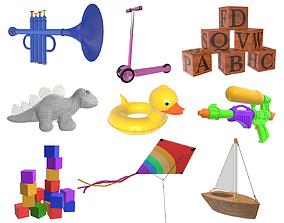 Children toys 05 3D