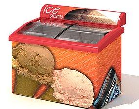 3D Ice Cream Freezer