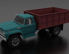 3D model F-Series F-700 Grain Truck 1965