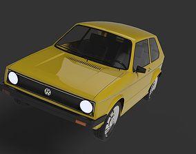 3D model Golf 1