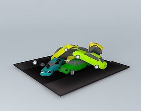 Hard Collision 3D model