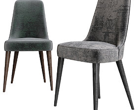 Zuma Pumice Accent Chair Skyline Furniture 3D