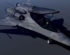 3D Phantom JS-88 Hybrid Fighter