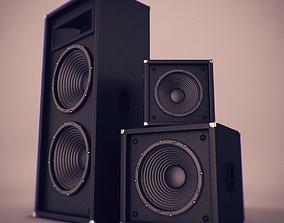 Speakers 3D