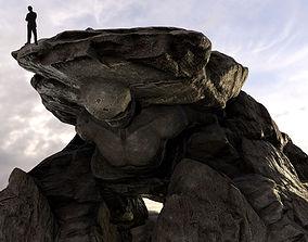 skul cave 03 3D model realtime