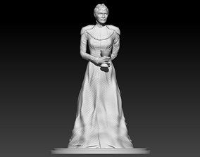 Cersei Lannister 3D print model